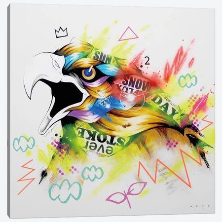 Talon Canvas Print #TSO54} by Taka Sudo Canvas Print
