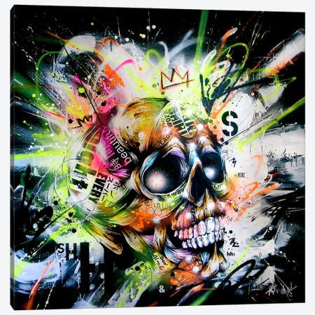 Shine Canvas Print #TSO5} by Taka Sudo Canvas Art