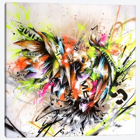 Sprout Canvas Print #TSO6} by Taka Sudo Canvas Wall Art
