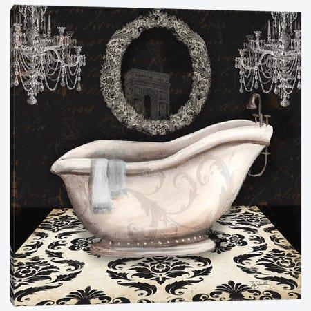 Midnight Bath I Canvas Print #TSS219} by Tre Sorelle Studios Canvas Artwork