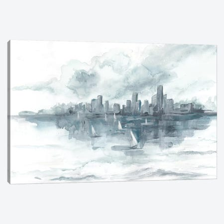 City Views Canvas Print #TSS24} by Tre Sorelle Studios Canvas Wall Art