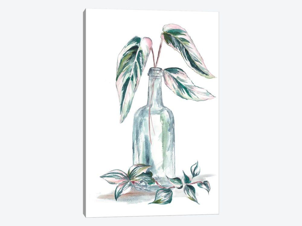 Island Tropics Frond In Bottle III by Tre Sorelle Studios 1-piece Canvas Artwork
