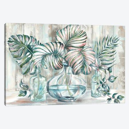 Island Tropics Still Life Canvas Print #TSS43} by Tre Sorelle Studios Canvas Art Print