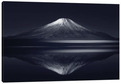Reflection Mt. Fuji Canvas Art Print