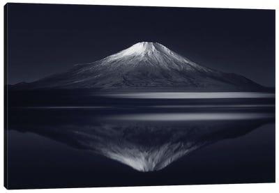 Reflection Mt. Fuji Canvas Art Print
