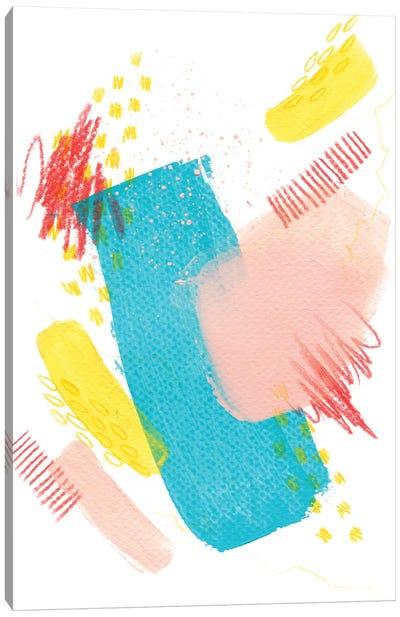 Fresh Start III Canvas Art Print