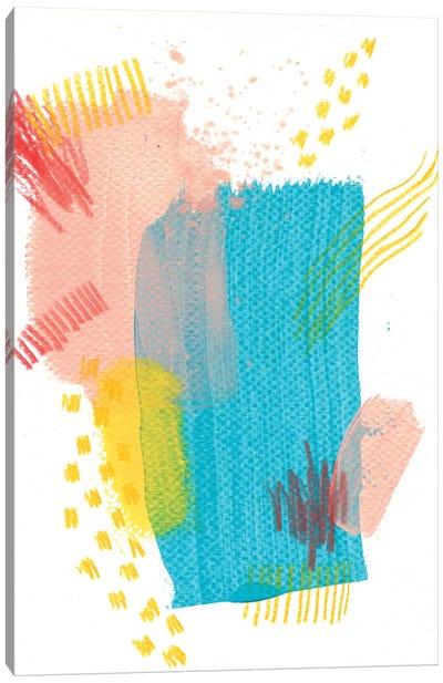 Fresh Start V Canvas Art Print