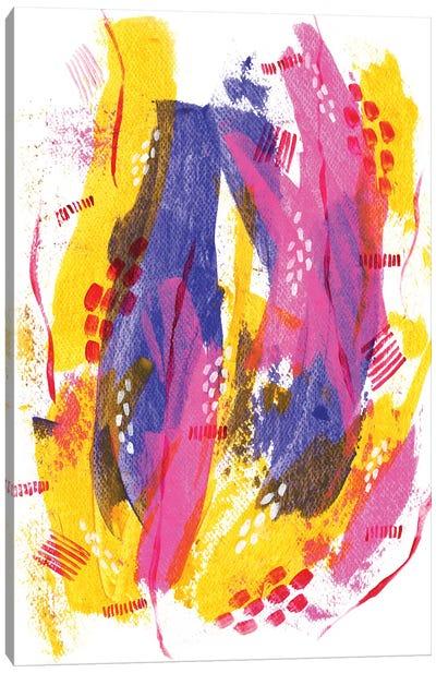 Journey I Canvas Art Print