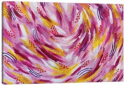Joyous Moment Canvas Art Print