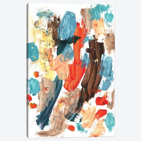 On The Beach V Canvas Print #TUE35} by Tueymeaw Canvas Print