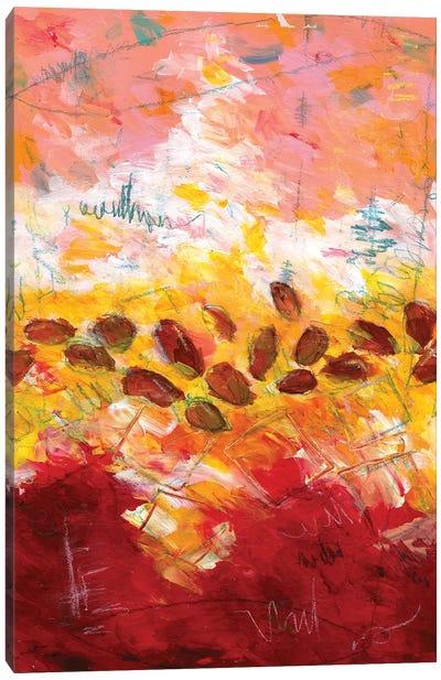Phayam Smoothies Canvas Art Print