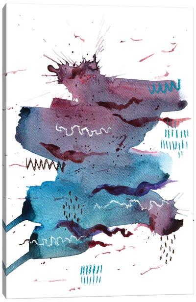 Snorkeling II Canvas Art Print