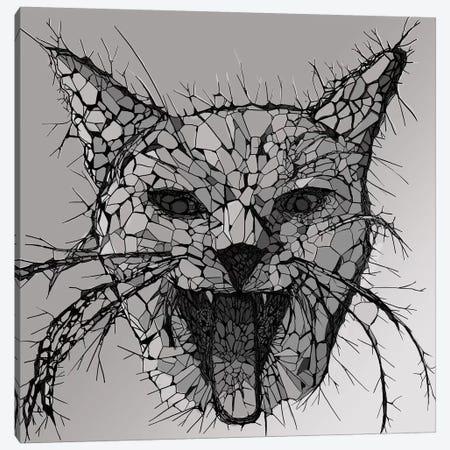 Broken Canvas Print #TUM10} by Tummeow Canvas Artwork
