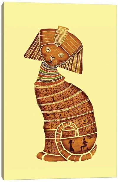 Sphinx Canvas Art Print