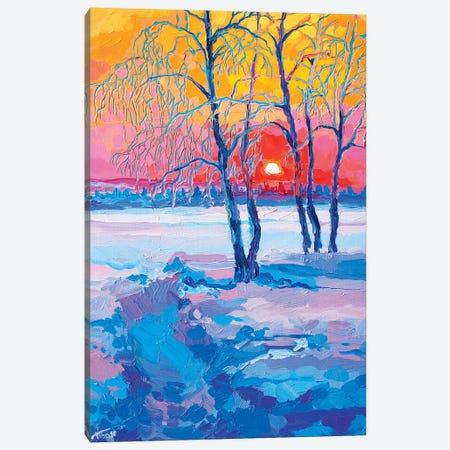 Keeping A Secret Canvas Print #TVA19} by Anastasia Trusova Canvas Art