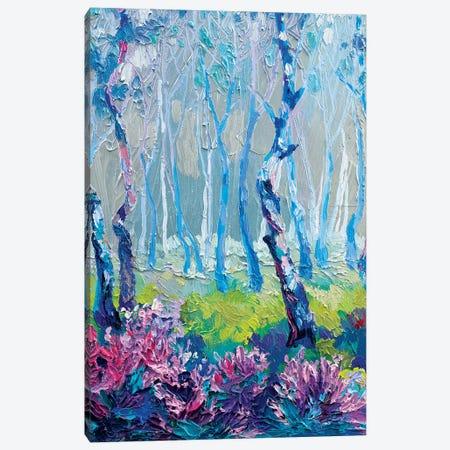 Morning Dew Canvas Print #TVA22} by Anastasia Trusova Canvas Art Print