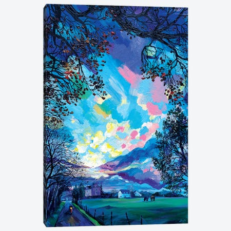 Morning In Lichtenbusch Canvas Print #TVA23} by Anastasia Trusova Canvas Art Print