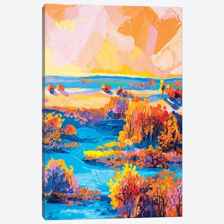 September Boratynsky Canvas Print #TVA34} by Anastasia Trusova Art Print