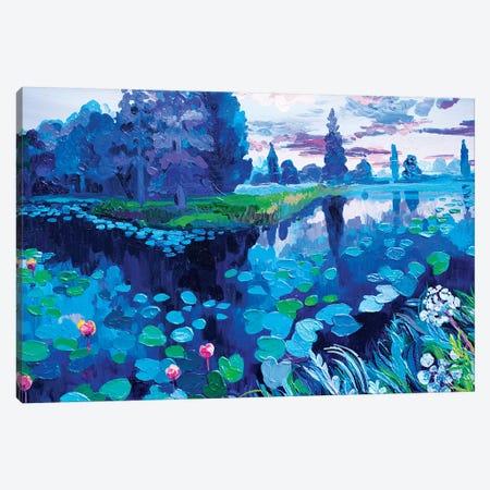 Silence II Canvas Print #TVA36} by Anastasia Trusova Canvas Print
