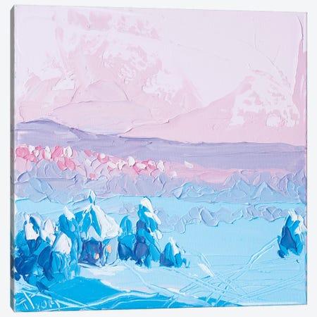 Snow Canvas Print #TVA37} by Anastasia Trusova Canvas Art Print