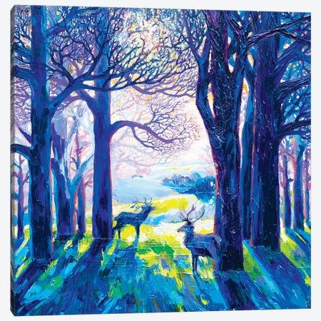 To The Sun II Canvas Print #TVA45} by Anastasia Trusova Canvas Art