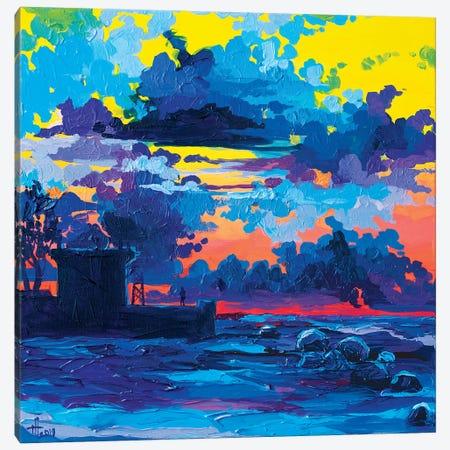Baltika Canvas Print #TVA4} by Anastasia Trusova Art Print