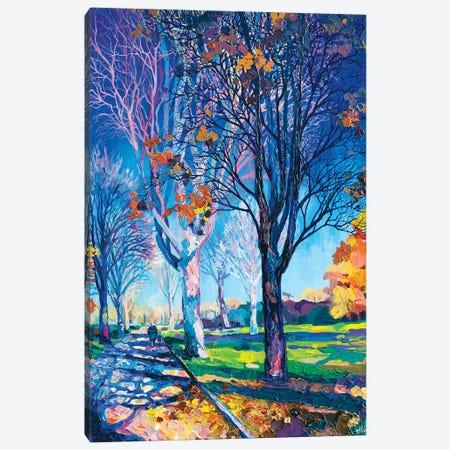 Yin And Yang Canvas Print #TVA50} by Anastasia Trusova Canvas Wall Art