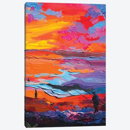 Border Canvas Print #TVA52} by Anastasia Trusova Canvas Wall Art