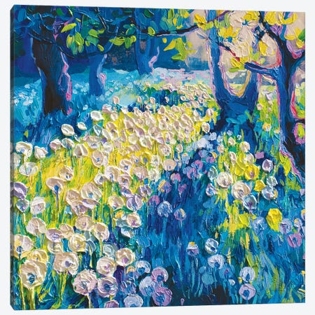 Forest Canvas Print #TVA61} by Anastasia Trusova Canvas Art Print