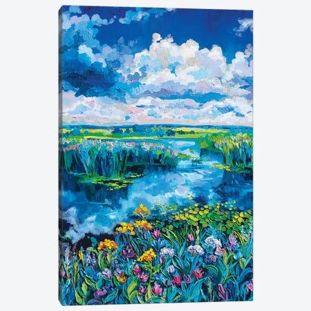 Balance Canvas Print #TVA63} by Anastasia Trusova Canvas Art Print