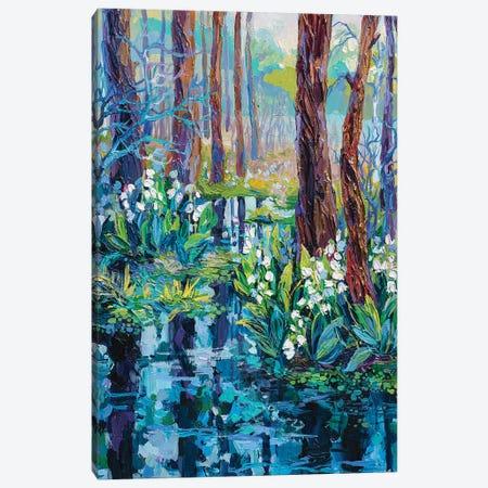flood Canvas Print #TVA72} by Anastasia Trusova Canvas Wall Art