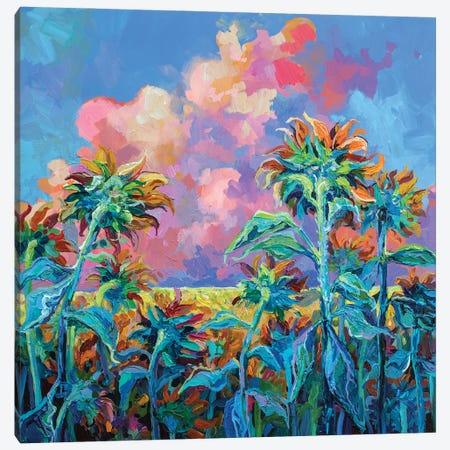 To The East Canvas Print #TVA77} by Anastasia Trusova Canvas Art Print