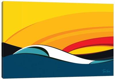 Costão Do Santinho Canvas Art Print