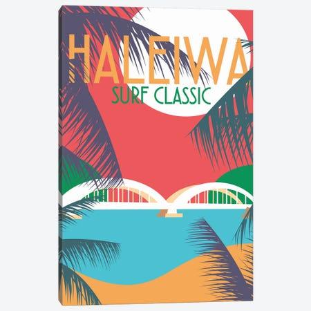 Haleiwa Canvas Print #TVE14} by Tom Veiga Art Print