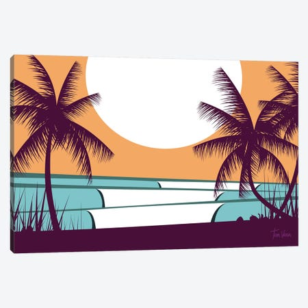 Hawaii Canvas Print #TVE15} by Tom Veiga Canvas Art Print