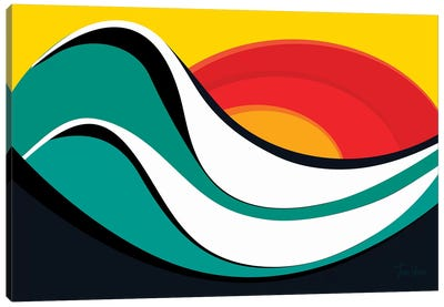 Ipanema Canvas Art Print