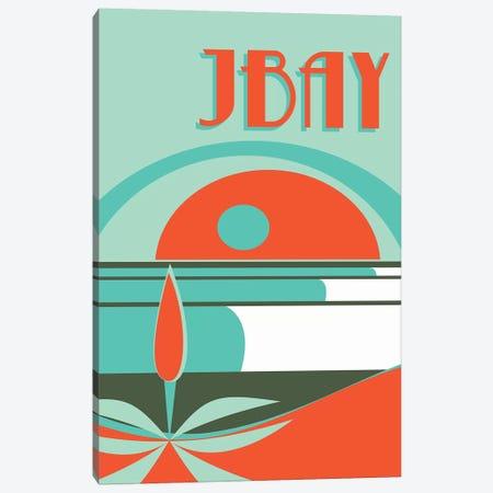 Jbay Canvas Print #TVE21} by Tom Veiga Canvas Art Print