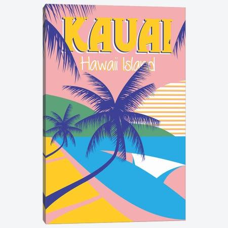 Kauai Canvas Print #TVE22} by Tom Veiga Canvas Print