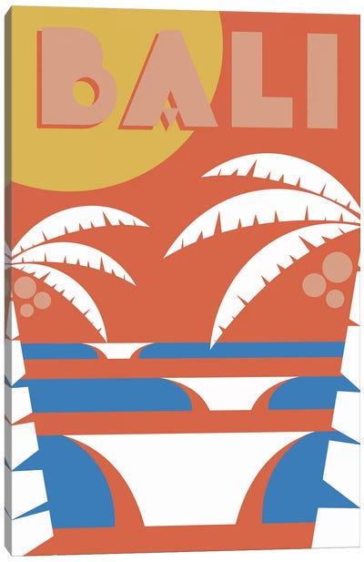 Bali Canvas Art Print