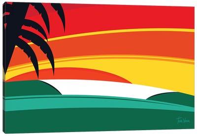 Sumatra Canvas Art Print