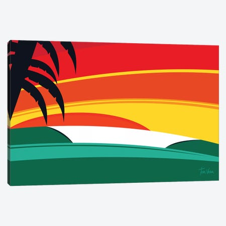 Sumatra Canvas Print #TVE41} by Tom Veiga Canvas Art Print