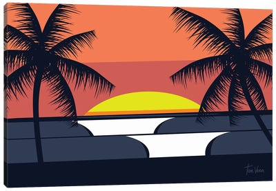 Sun Good Canvas Art Print