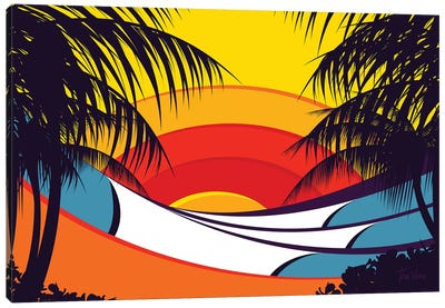 Banzai Pipeline Canvas Art Print