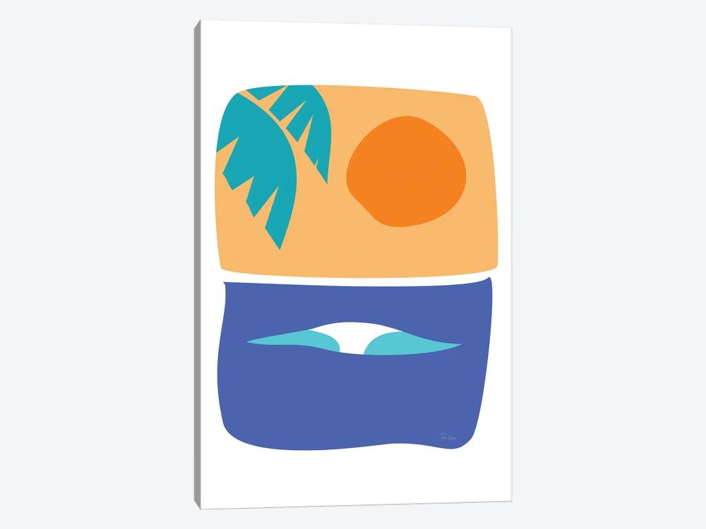 Secret by Tom Veiga 1-piece Canvas Print