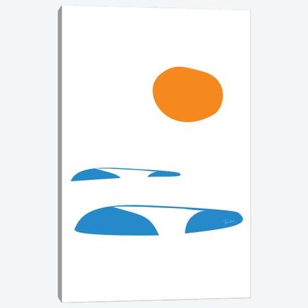 Serie ao Fundo Canvas Print #TVE70} by Tom Veiga Canvas Artwork