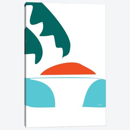 Surf Canvas Print #TVE72} by Tom Veiga Canvas Wall Art
