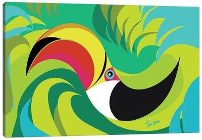 Tucano Canvas Art Print