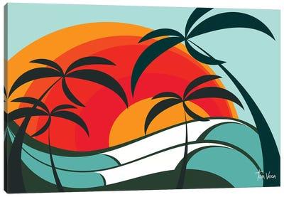 Bora Viver Canvas Art Print
