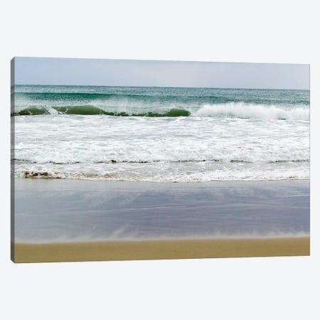 Beach Time Canvas Print #TVI1} by Toni Vila Canvas Artwork