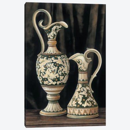 Ceramiche italiane I Canvas Print #TVL13} by Andrea Trivelli Canvas Print